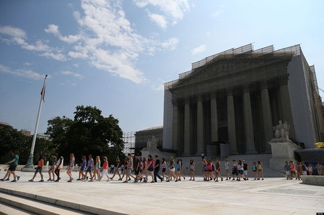 Supreme Court Rules DOMA Unconstitutional   Religion and Politics   Scoop.it