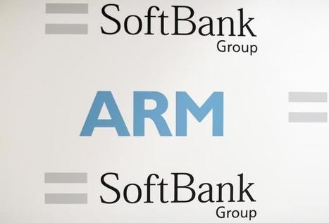 SoftBank to buy UK chip designer ARM in $32 billion cash deal | Information Technology & Social Media News | Scoop.it