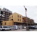 L'Alsace teste l'énergie positive dans l'habitat collectif en bois - Bâtiment - LeMoniteur.fr | Ageka les matériaux pour la construction bois. | Scoop.it
