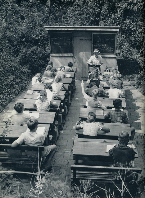 Classrooms without Walls: A Forgotten Age of Open-air Schools | An Eye on New Media | Scoop.it