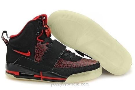Nike Air Yeezy 1 Red/Black [Yeezys-07] - $84.99 : | Cheap air yeezy for sale online | Scoop.it