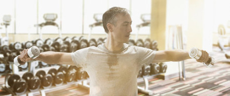 An Unexpected Exercise That Targets Belly Fat | SELF HEALTH | Scoop.it