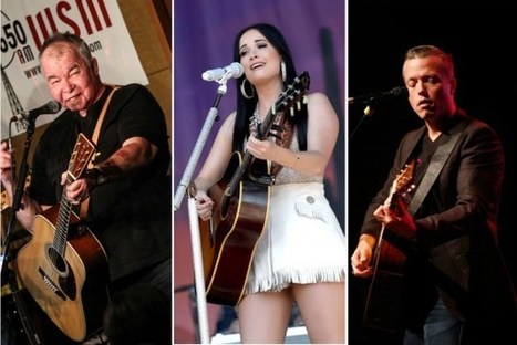 Prine, Isbell, Musgraves to Play the Opry on New Year's Eve | Country Music Today | Scoop.it