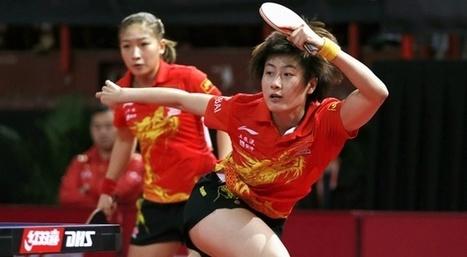 Mondiaux à Paris: le protectionnisme chinois a-t-il tué le tennis de table?   Slate   Revue de presse hétéroclite...   Scoop.it