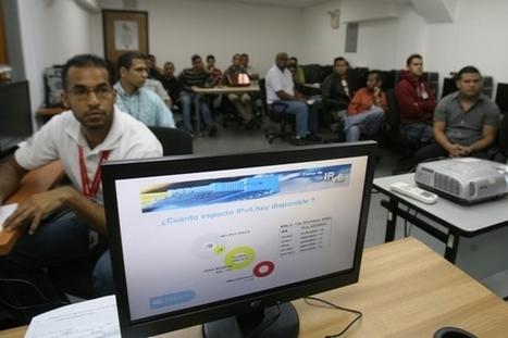 Venezuela forma talento humano para transición exitosa al protocolo IPv6 | LACNIC news selection | Scoop.it