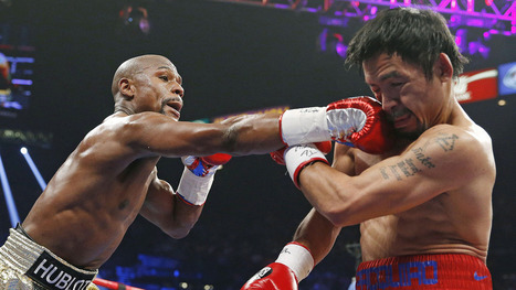 I watched the Pacquiao-Mayweather fight on Periscope and saw the future | SportonRadio | Scoop.it