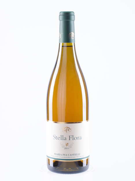 Maria Pia Castelli's Stella Flora Le Marche Bianco IGT 2010 | Wines and People | Scoop.it