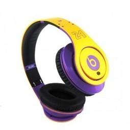 Monster Beats By Dr. Dre HD Studio Kobe Bryant DJ Headphones MB142 | kobe bryant beats by dre for sale | Scoop.it