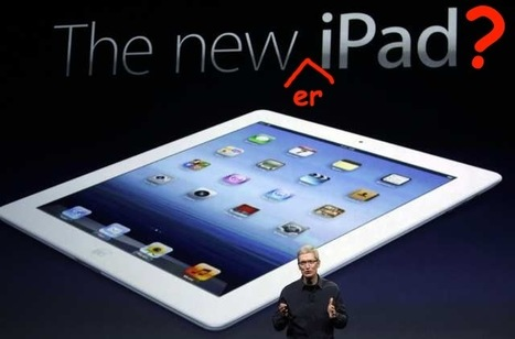 New York Times All But Confirms Launch Of iPad mini This Year -- AppAdvice | iPads, MakerEd and More  in Education | Scoop.it