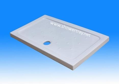 Rectangular Shower Trays   Sanitary Ware Manufacturers   Scoop.it