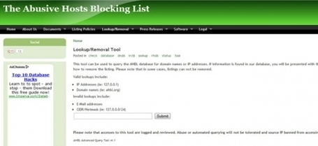 Are you on the Google list of Blacklisted Sites? 6 Tools to Check | Web 2.0 Tools and Apps | Scoop.it