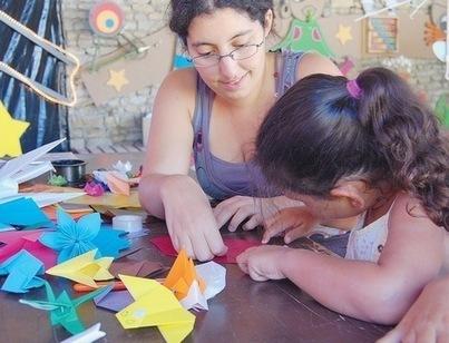 Laissez plier les p'tits papiers ! - La Croix | origami, arts, (sortir du) nucléaire | Scoop.it