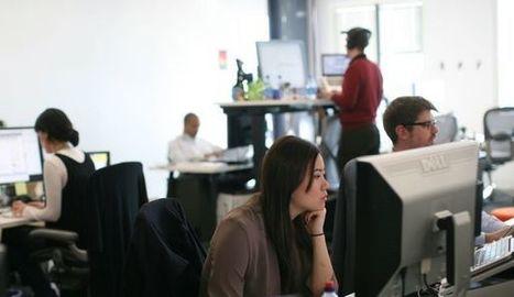 Améliorer les conditions de travail en open space | RH EMERAUDE | Scoop.it