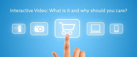 What is Interactive Video and why should you care? - Rapt Media | Visioni digitali & Formazione | Scoop.it