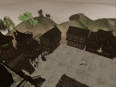 History builds showcased this month on Kitely – | Virtual Worlds, Virtual Reality & Role Play | Scoop.it