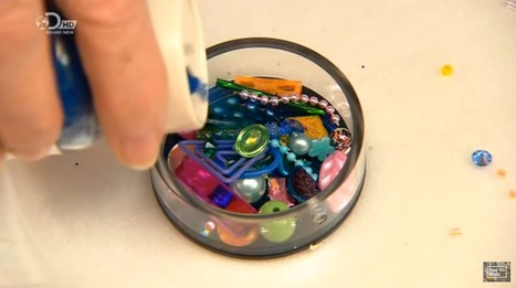 Watch how a kaleidoscope is made (then make your own)   Navigate   Scoop.it