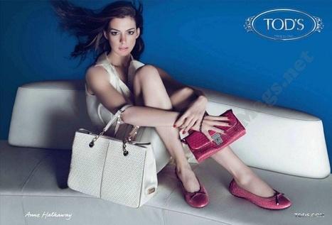 TOD's Signature Collection spring campaign | Le Marche & Fashion | Scoop.it