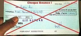 Bounce Cheque & its consequence! by Charge Backers | Charge Backers | Scoop.it