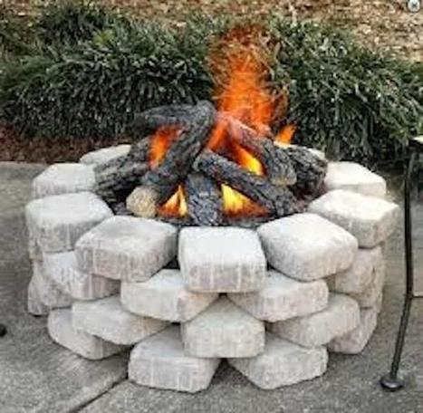 Five DIY No-Chills Fire Pits | Fire pits | Scoop.it