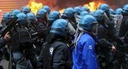 Violenta represión a manifestantes que protestaban en la inauguración de la Expo de Milán | @CNA_ALTERNEWS | La R-Evolución de ARMAK | Scoop.it