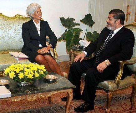 L'Egypte demande un prêt de 4,8 milliards de dollars au FMI   Égypt-actus   Scoop.it