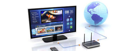 La TV Connectée ou les transformations de l'écran préféré des Français   Connected TV   Scoop.it