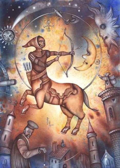 Horoscope du 22 novembre au 21 décembre 2016 - Melle Bien-être | ésotérisme | Scoop.it