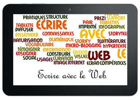 Lire et écrire avec le Web | Infographies | Scoop.it