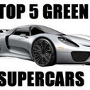 The Top 8 Green Supercars Of 2011 | Sustainable Futures | Scoop.it