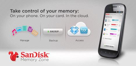 Backup en la Nube con #SanDisk - AndroidMarket | santecTIC | Scoop.it