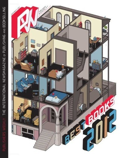 Publishers Weekly Best Books of 2012   Best Of Lists 2012   Scoop.it