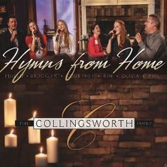 CD/DVD Review: Hymns from Home (Collingsworth Family) | southern gospel music | Scoop.it