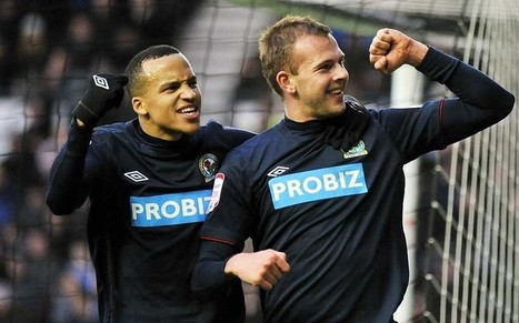 Derby County 0 Blackburn Rovers 3: match report - Telegraph | Our Blackburn Rovers | Scoop.it