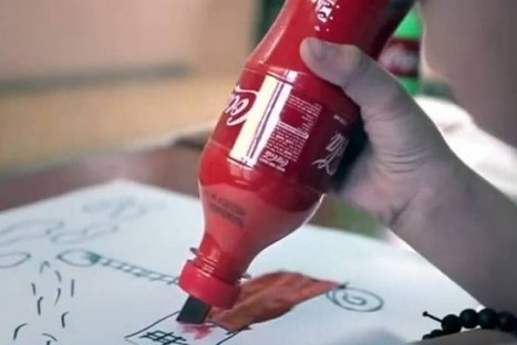 Special Caps Upcycle Coke Bottles Into New Tools   Tracking Transmedia   Scoop.it