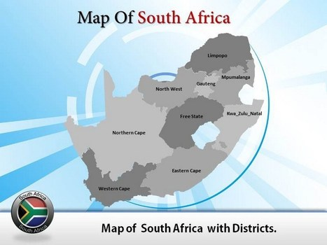 Online Africa Powerpoint Maps and Backgound | PowerPoint Maps | Scoop.it