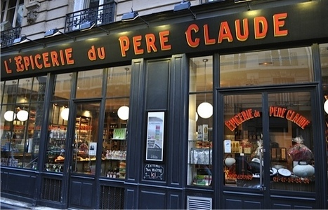 [Miam] L'Epicerie du Père Claude | Communication - Paris_Mode Pause | Scoop.it