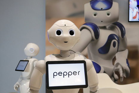 Should robot workers be considered 'electronic persons'? | Innorobo - Press | Scoop.it