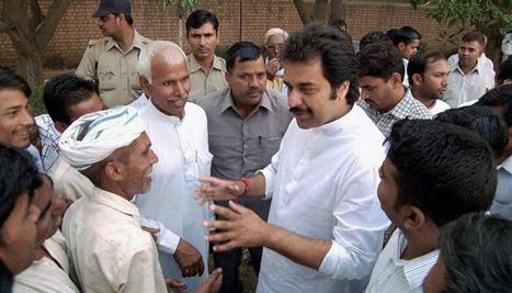 Haryana Janhit Congress decision to ally with Jan Chetna Party of Venod Sharma | Haryana Politics | Scoop.it