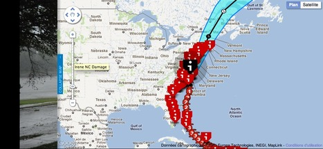 Open Story: Hurricane Irene | Mapping NYC hurricane | Scoop.it