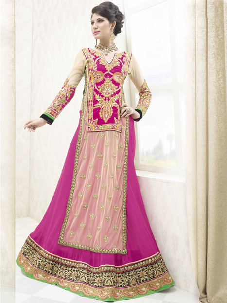 Buy Salwar Kameez Online | Latest Anarkali Salwar Kameez Online | Scoop.it