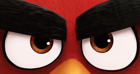 Angry Birds arrive au cinéma   Freewares   Scoop.it