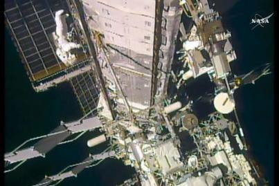 Deux astronautes sortent plus de 7 heures dans l'espace pour réparer l'ISS | The Blog's Revue by OlivierSC | Scoop.it
