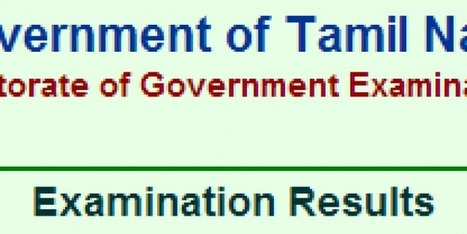 Download Tamilnadu TN HSC Results 2014 Merit List Name Wise | Aptitude Any | latest Govt Jobs | Scoop.it