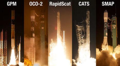 Orbiting Carbon Observatory 2 | les sciences de lestoile | Scoop.it
