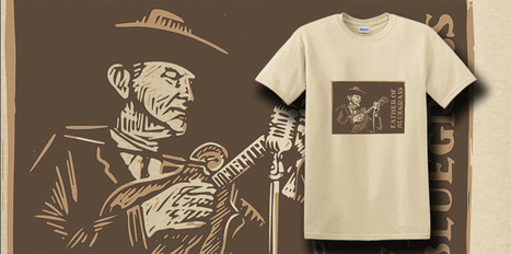 Bluegrass Shirts | Blues Shirts | Vintage Instrument Ads | Music: Equipment, Production and News. | Scoop.it