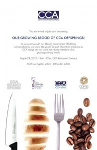 Center for Culinary Arts Unveils Its New Facilities | Life and Leisure | Scoop.it