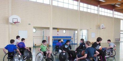 Une sensibilisation au handicap sportif - Sud Ouest   agence événementielle   Scoop.it
