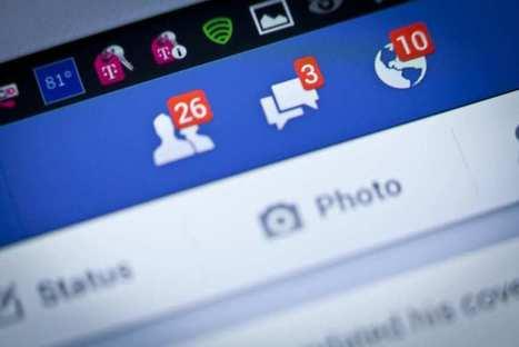 Facebook crée une fonction «sauvegarde» pour retrouver des contenus plus tard | Agence BWA - Veille | Scoop.it