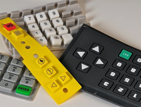 Membrane Switch Manufacturers: Will Visualizing Choices Replace the Rubber Keypad? | KeeGroup USA | Scoop.it