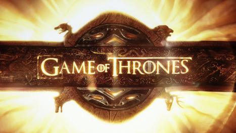 Games of Thrones, les meilleures parodies du générique | Game of Thrones veille culturelle | Scoop.it
